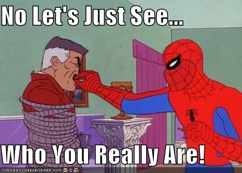 cartoons jonah jameson scooby doo Spider-Man Super-Lols - 5090563328
