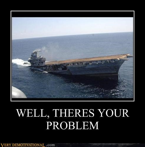 aircraft carrier hilarious problem sinking - 5090824192