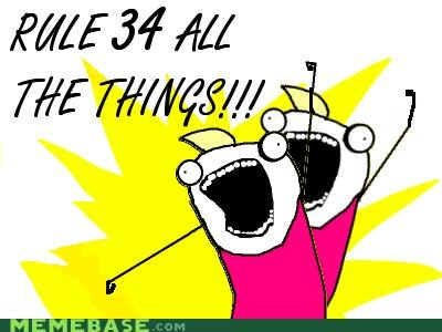 all the things,exceptions,none,Rule 34,slex