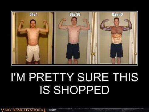 challenge hilarious muscles photoshop - 5090977280
