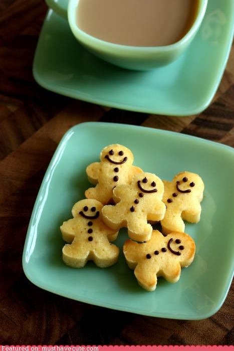 buttons cake cookies epicute happy men smile - 5091340288
