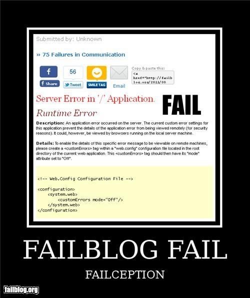Failblog Fail Failception.
