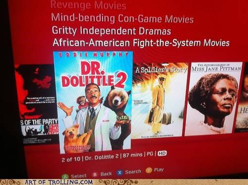 dr dolittle genre Movie netflix wtf