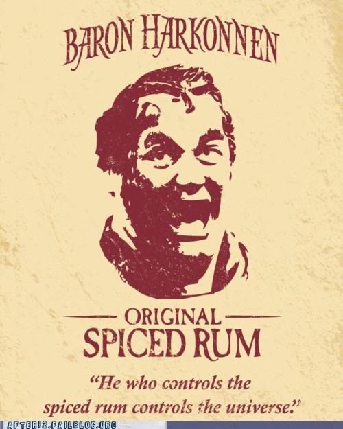 booze Dune Rum spice - 5091798272