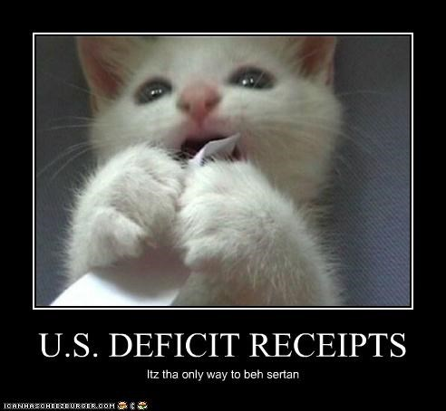 animals Cats deficit eat it evidence I Can Has Cheezburger paper receipts - 5093029888