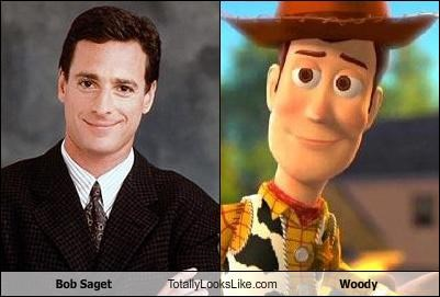 bob saget funny Hall of Fame TLL toy story woody - 5093182720