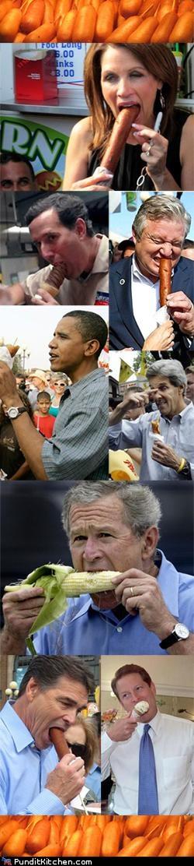Al Gore barack obama george w bush John Kerry Marcus Bachmann Michele Bachmann political pictures Rick Perry Rick Santorum - 5094551552
