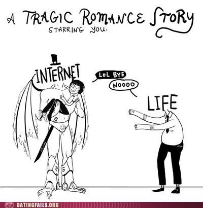 comic internet life We Are Dating - 5094554368