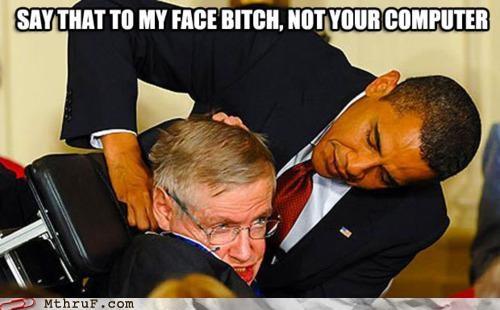 arguing,Steven Hawking,troll