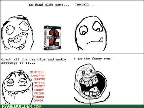 forever alone Rage Comics settings video games - 5094637568