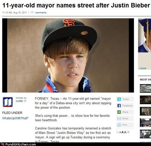 justin bieber,political pictures,street