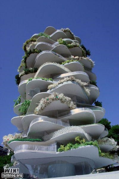 architecture building design hotel tower urban - 5095460864
