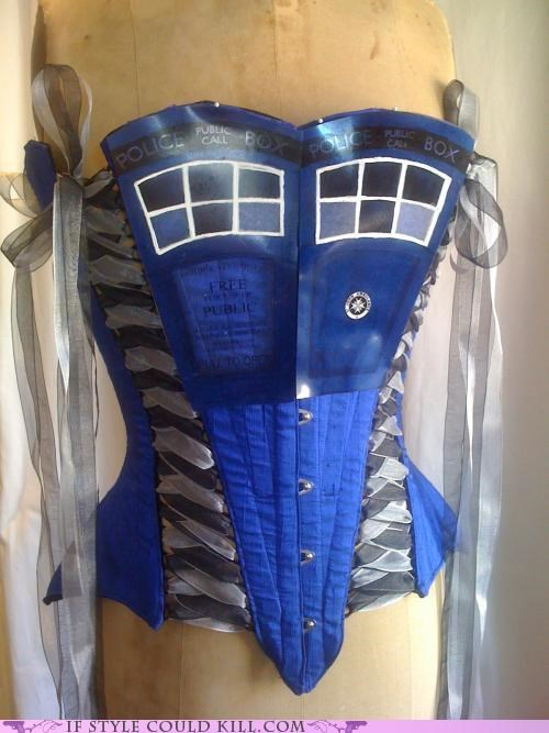 cool accessories doctor who geek chic tardis - 5095572736