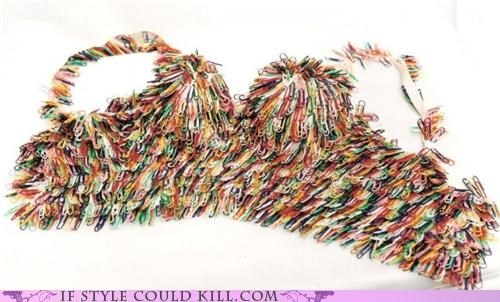 bras cool accessories paperclips tushma perera - 5095617536