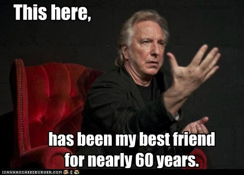 actors,Alan Rickman,best friends,celeb,hands,masturbation,roflrazzi