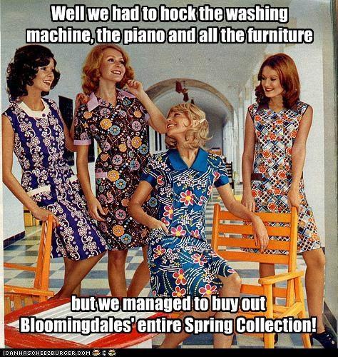 color fashion funny ladies Photo - 5096923136
