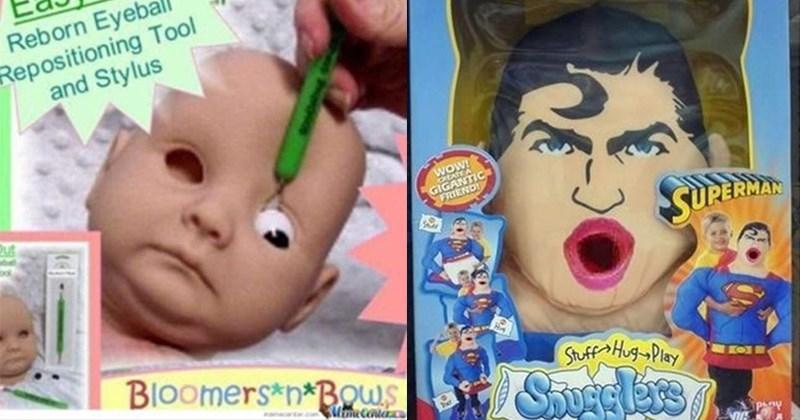 galeria juguetes perturbadores