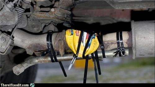 dual use exhaust zip ties - 5097462784