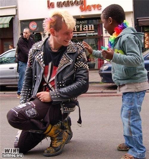 curiosity encounter Hall of Fame kids nice punk - 5097599232