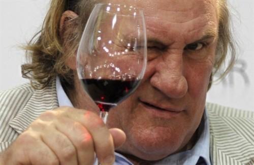 Gérard Depardieu Unfriendly Skies - 5098134016