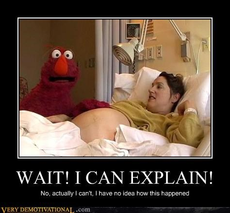 creepy hilarious muppets pregnant wtf - 5098526464