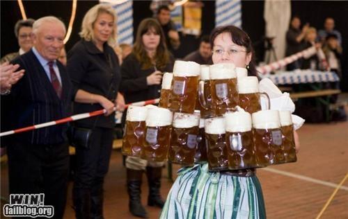 alchohol balance balancing beer oktoberfest - 5098537984