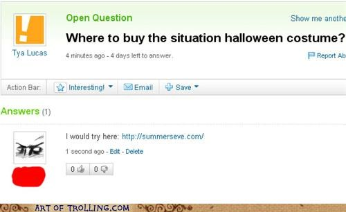 jersey shore ouch burn summers eve the situation Yahoo Answer Fails