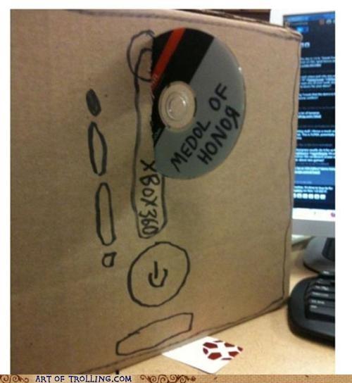 cardboard IRL Sad wtf xobx - 5098656512