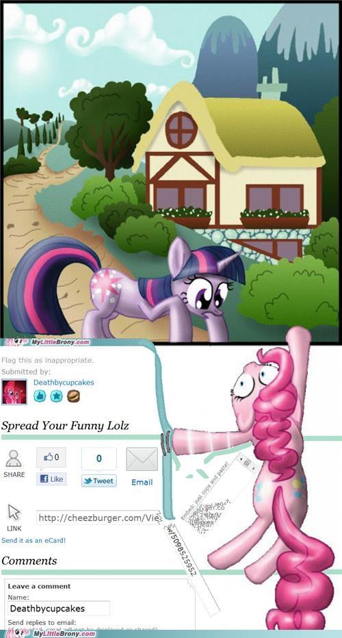 break fall pinkie pie twilight sparkle website - 5098794240