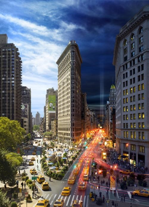 Day Into Night nyc Photo Series Stephen Wilkes - 5098849536