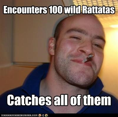 catch Good Guy Greg Memes rattata wild - 5098965760