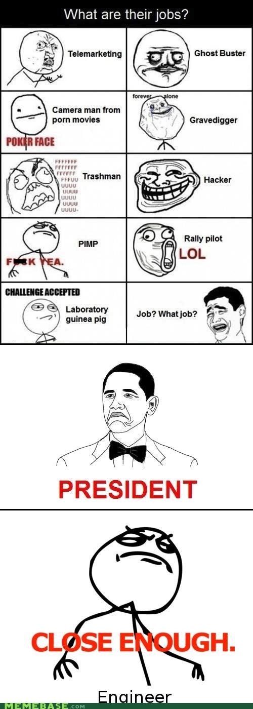 Close Enough,jobs,Rage Comics