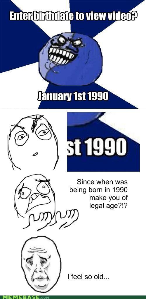 1990,age,Babies,i lied,internet,Reframe
