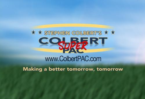 Colbert Super PAC Not The Onion Rick Perry Salvatore Purpura stephen colbert - 5099883264