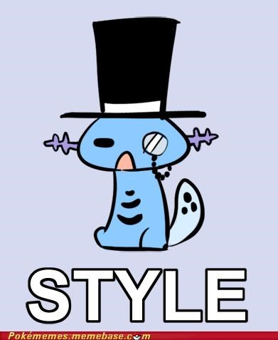 boss dapper Pokémans sir style swag wooper - 5100076800