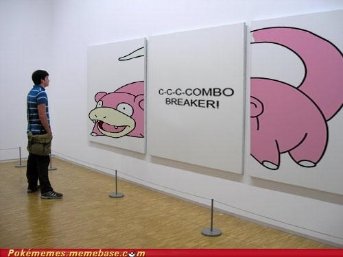 art C-C-C-COMBO museum post slowbro - 5100125696