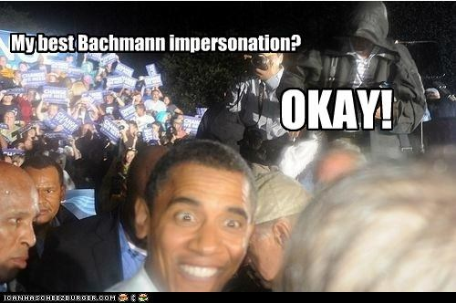 barack obama,Michele Bachmann,political pictures