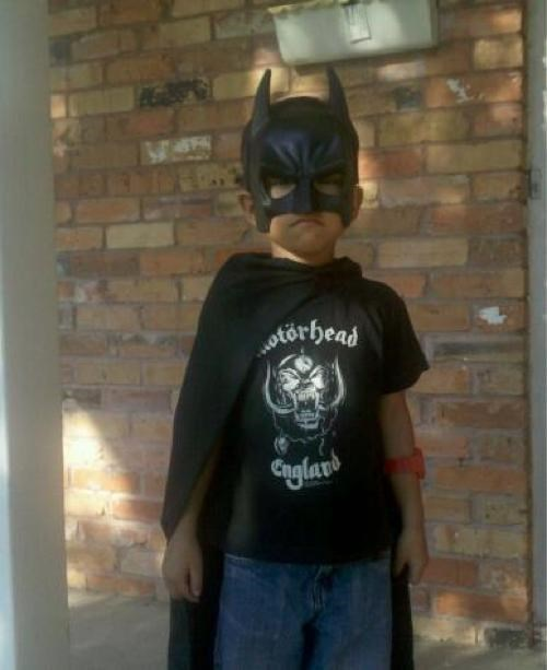 Kickass Kid,TDW Geek