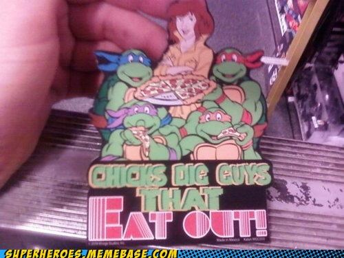 eat out pizza Random Heroics that sounds naughty TMNT - 5101879296
