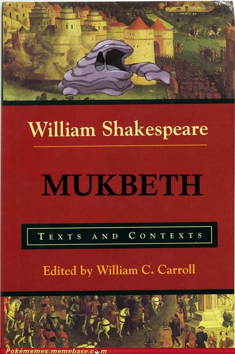 macbeth muk Pokébooks shakespeare - 5102516480