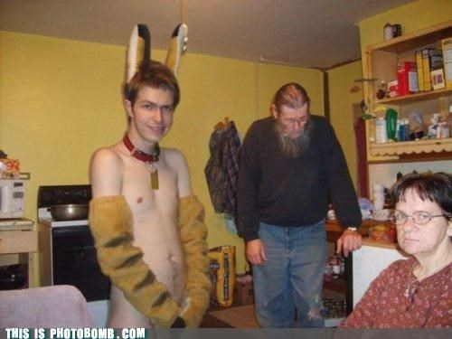 animal best of week costume halloween trailer trash - 5102563584
