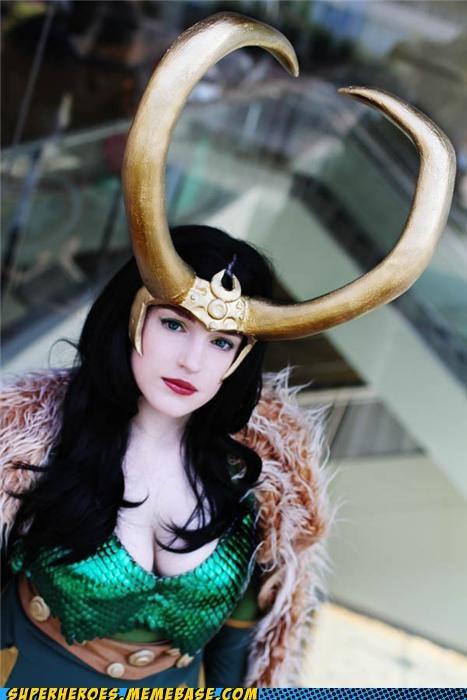 cosplay hot loki rule 63 Super Costume - 5102955776