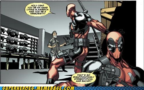 best of week deadpool racism Straight off the Page - 5103521792