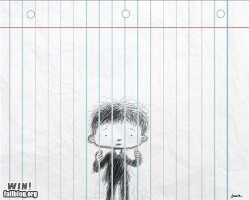 doodle prison school - 5103560448