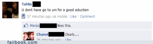 education college spelling school