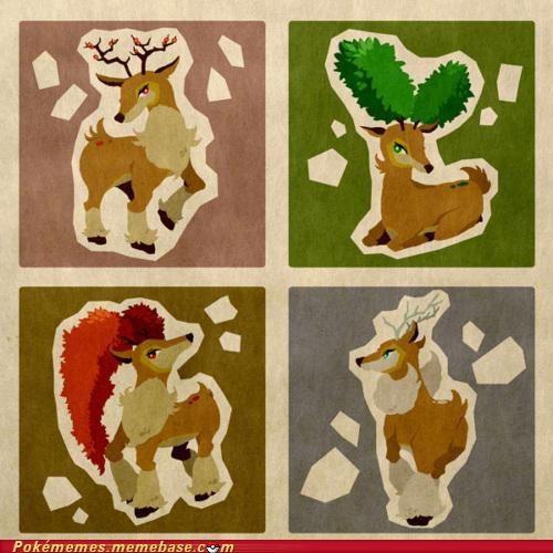 art bipolar sawsbuck seasons - 5104135680