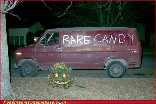 bulbasaur,IRL,pedobear,sti,van rare candy