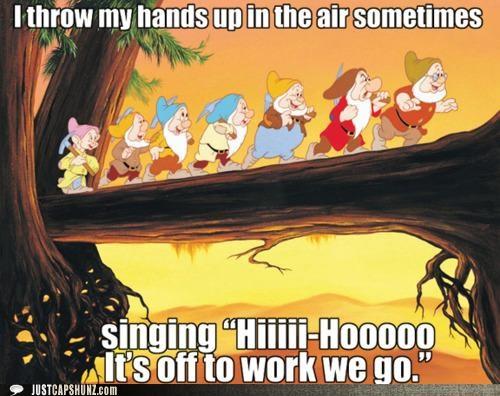 ayo,disney,hi-ho,Memes,roflrazzi,seven dwarfs,snow white,Songs