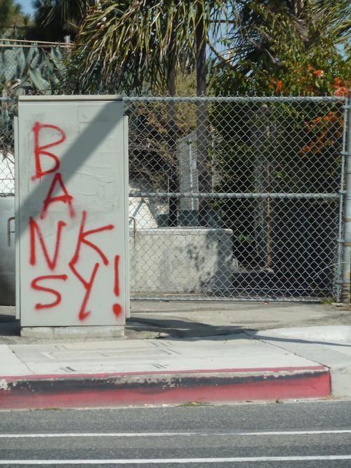 banksy Street Art - 5105912832