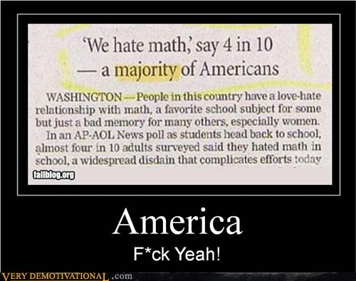 america math sucks Pure Awesome usa-1 yes - 5106041600